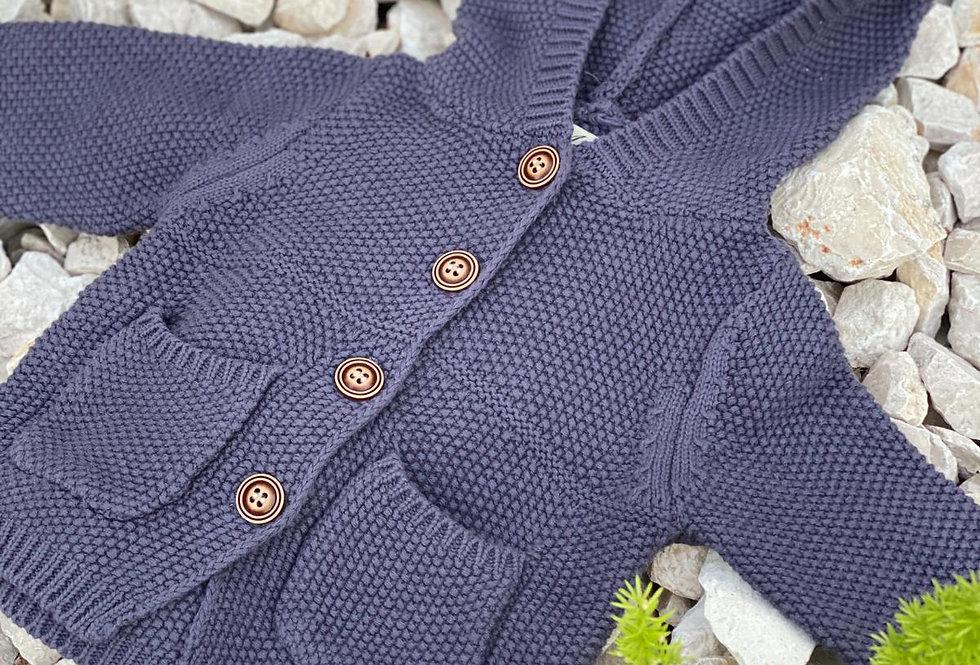 Blue Bear Jacket