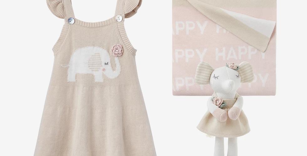 Gift Set Elephant Baby