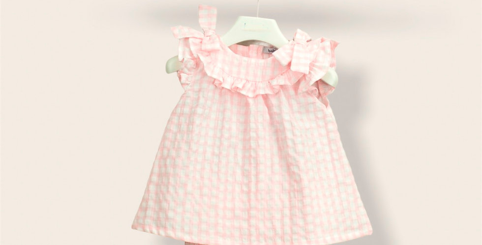 Alba's Dress with Cover