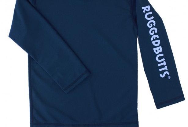 Navy Long Sleeve Rash Guard
