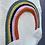 Thumbnail: Rainbow Knitted Romper