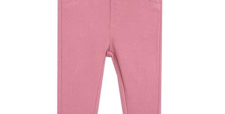 Pinky Shiny Star Jegging