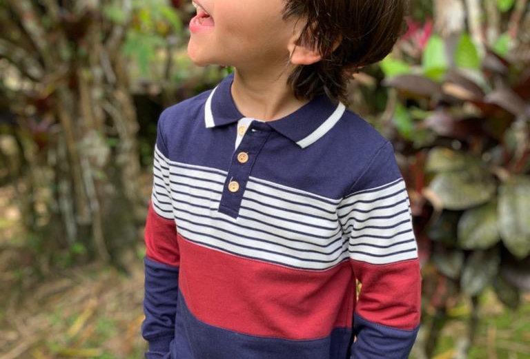 Julian's Polo Sweater