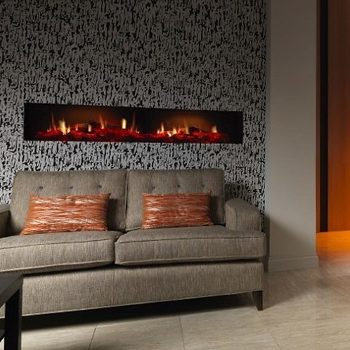 PGF20 Opti-V Electric Wall Mounted Fire