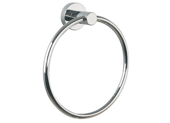 Bond Chrome Towel Ring