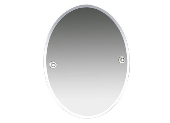 Oslo Chrome Mirror