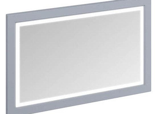 Framed 120 Mirror with LED Illumination