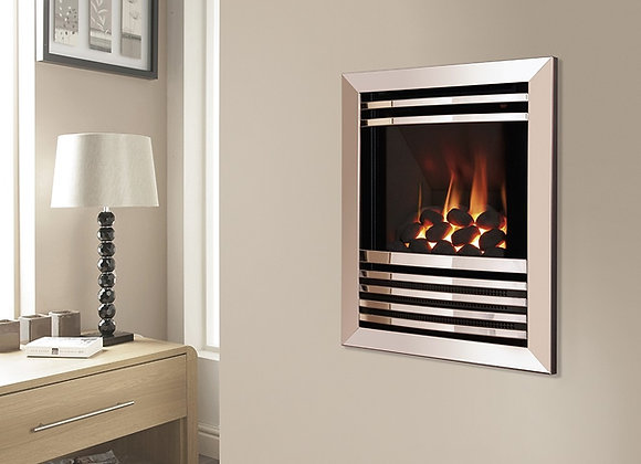 Global Delta HE Wall Mounted Gas Fire