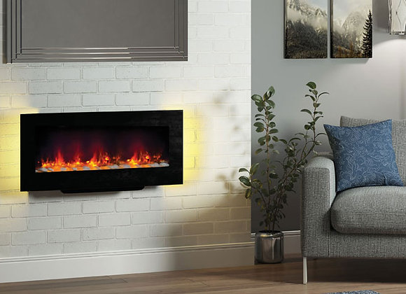 """38"""" Amari Wall/Stand Mounted Electric Fire"""