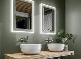 Element Illuminated Mirror