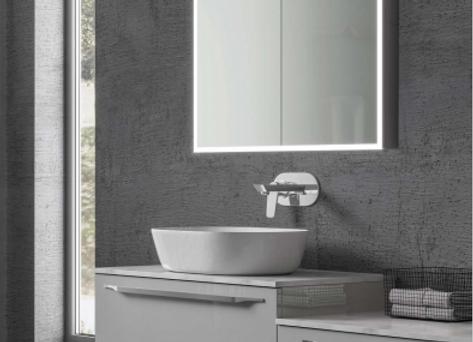 Konnex Bluetooth LED Mirror Cabinet