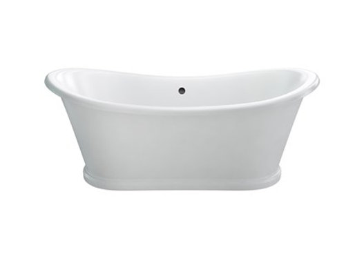 Admiral 165cm Double Ended Bath