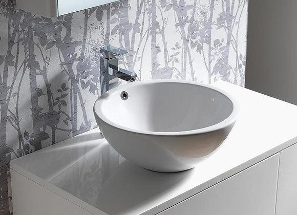 Opal Ceramic Vanity Basin