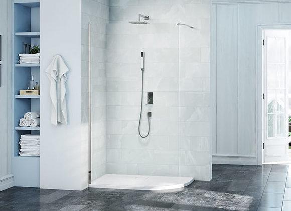 8 Series Curved Wetroom Panel