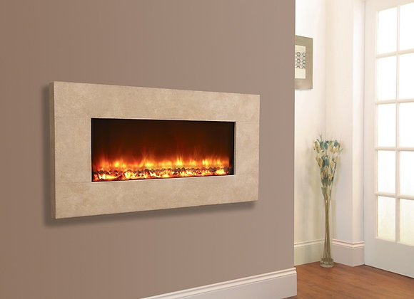Electriflame XD Travertine Electric Fire