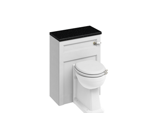 60 Back to Wall WC Unit and regal back-to-wall pan