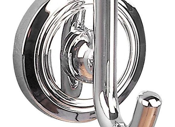 Oslo Chrome Single Hook