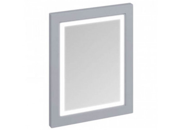 Framed 60 Mirror with LED Illumination