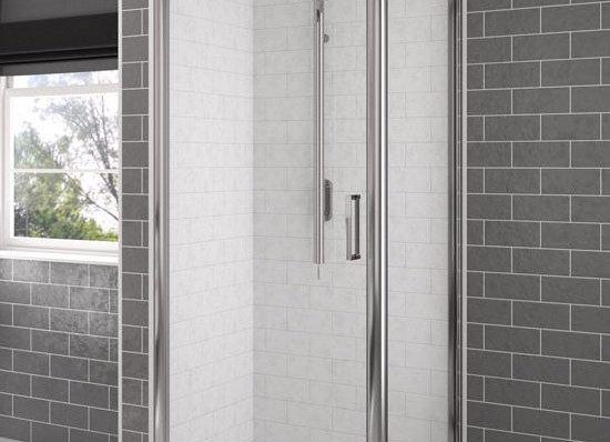 ARYSTO SIX Infold Shower Door