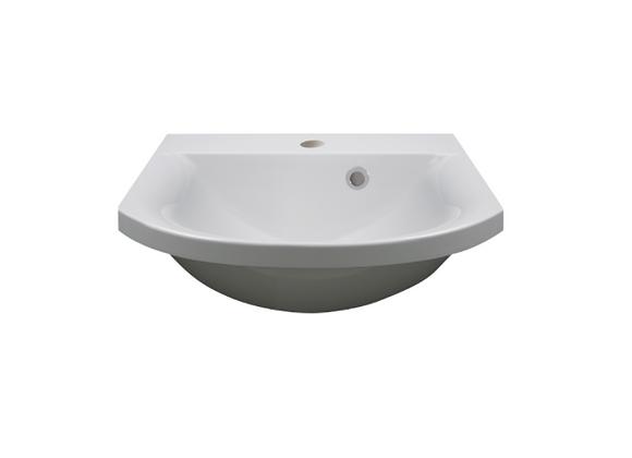 Art 400 Semi-Recessed Basin