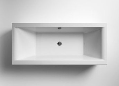 Nuie Asselby Double Ended Bath