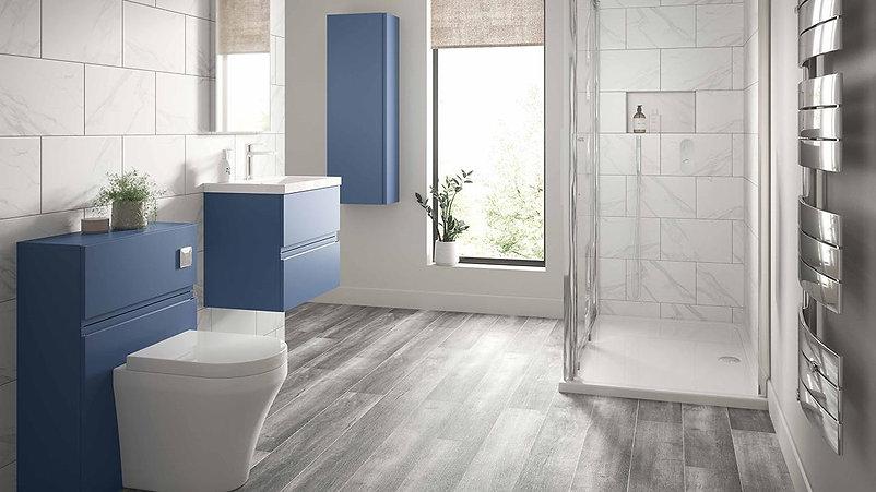 hudson reed urban modular furniture blue