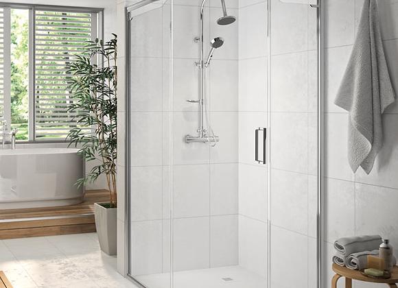 ARYSTO SIX 1 Door Quadrant Shower Door
