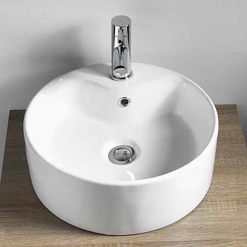 Radius Ceramic Vanity Basin