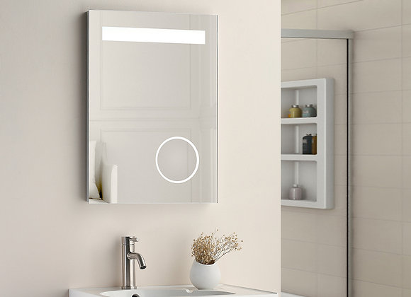 Cassellie LED Tal Mirror inc Magnifying Mirror