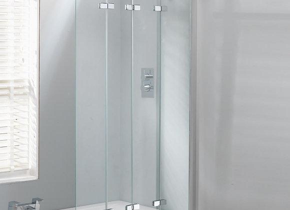 Genesis 4 fold Bath Screen