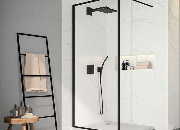 Black Framed Wetroom