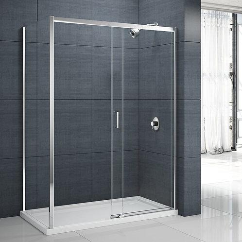 MBOX Low Level Access Sliding Shower Door