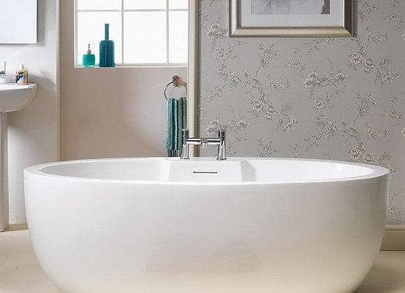 Iconic Opal Freestanding Bath