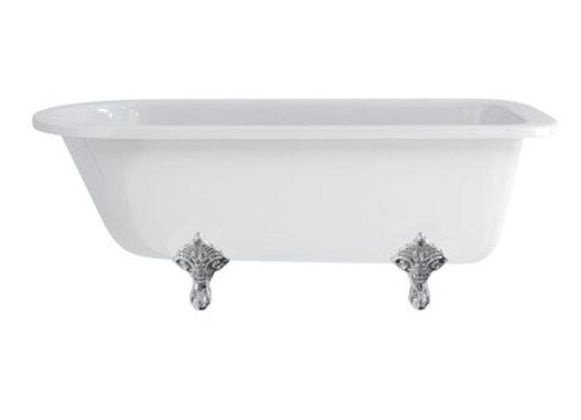 Blenheim Single Ended Bath with Standard Feet