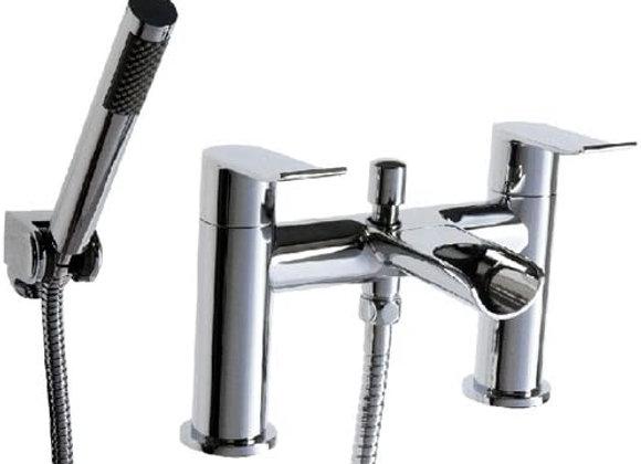 Cassellie Lou Modern Waterfall Bath Shower Mixer Tap