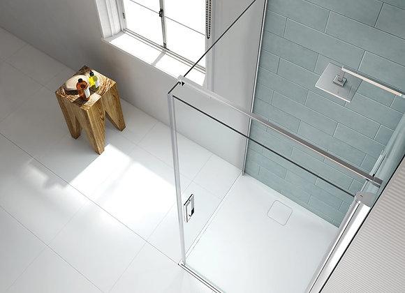 8 Series Frameless Pivot Shower Door