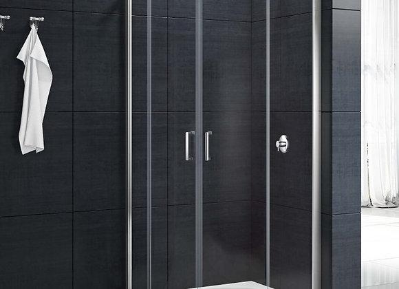 MBOX 2 Door Quadrant Shower Enclosure