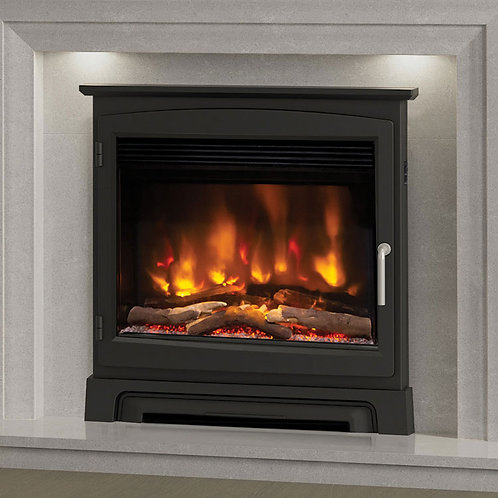 """22"""" Pryzm Inset Electric Fire"""