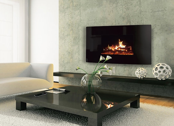 Puraflame Curved Electric Fire