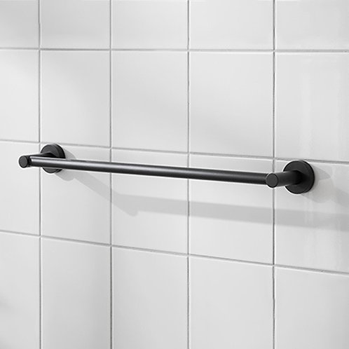 Bond Black Towel Rail 498 mm