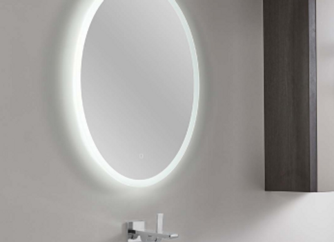 Konnex Oval LED Mirror