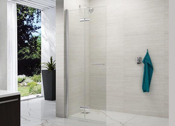 8 Series Folding Wetroom Panel- Single & Double