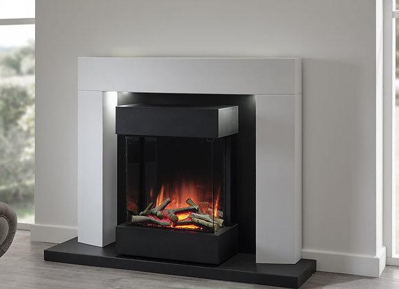 Flamerite Luca 450 Freestanding