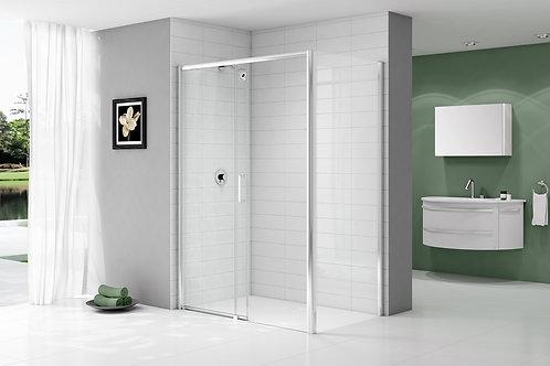 Ionic Express Low Level Access Sliding Shower Door
