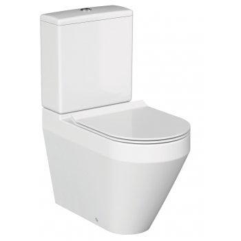 Qualitex - Crea Round Rimless Comfort CC Pan