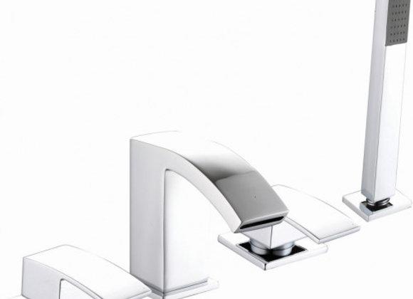 Grosvenor 4TH Bath Shower Mixer