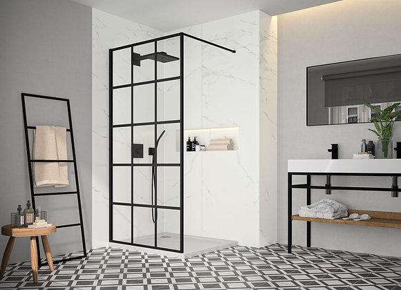 Black Squared Wetroom