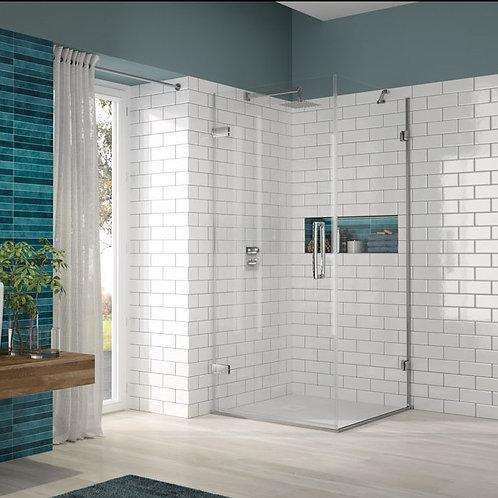 ARYSTO TEN Wall Hinge Door & Side Panel