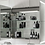Thumbnail: Konnex Bluetooth LED Mirror Cabinet
