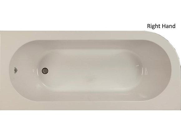 Kansas Offset Single Ended Bath